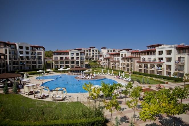 Green Life Beach Resort, holiday rental in Sozopol