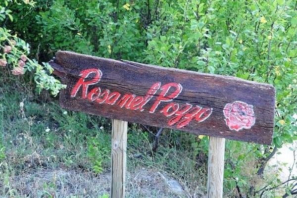 Rosa nel Pozzo: app Rosa, holiday rental in Montefortino