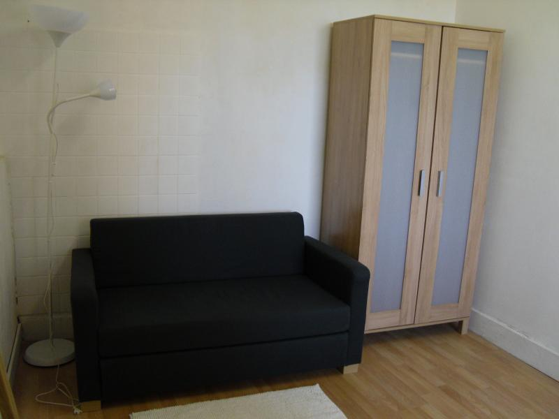 BEDROOM 5 - Double day bed ,small double wardrobe