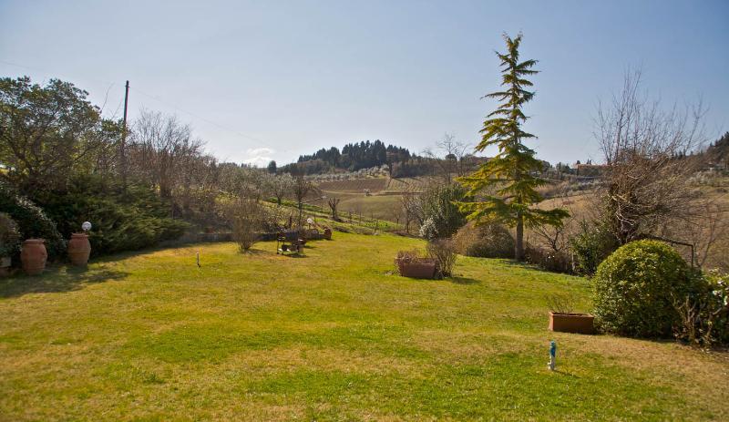 ALBA nelle colline del Chianti, holiday rental in Tavarnelle Val di Pesa