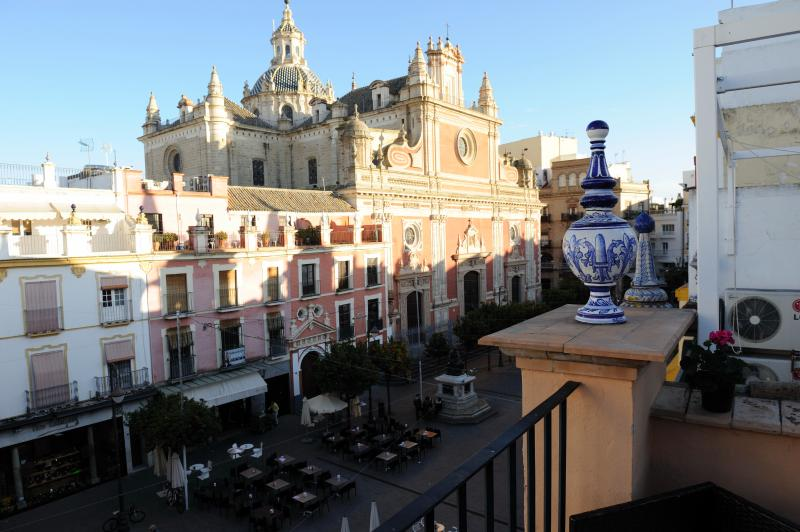 DUPLEX  ATIC WITH GREAT VIEWS, vacation rental in Seville