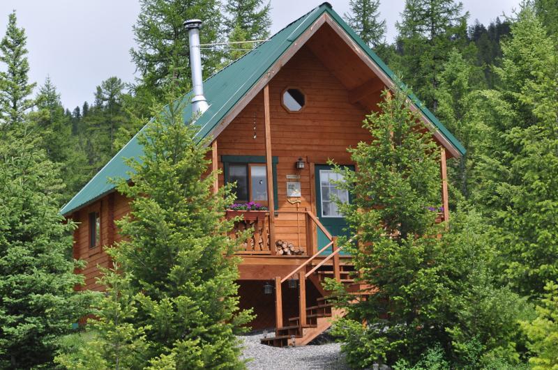Little Bear Lodge, holiday rental in Kila
