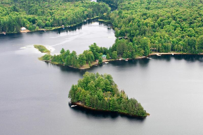 Gents Island Algonquin/Muskoka/Ontario, alquiler de vacaciones en Lake of Bays