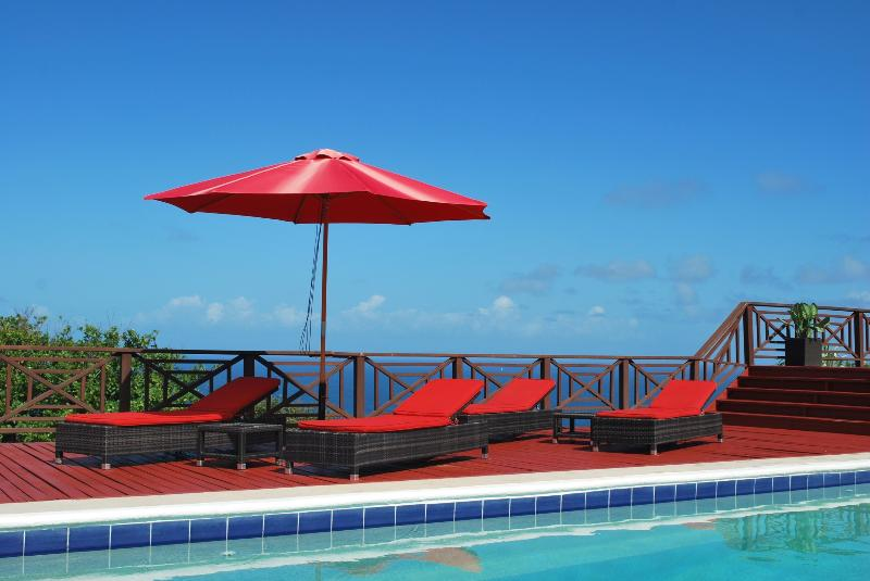 Panorama - St Lucia - Caribbean, holiday rental in Gros Islet Quarter