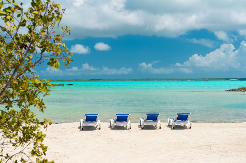 Private -YOUR OWN 'Secluded Beach'