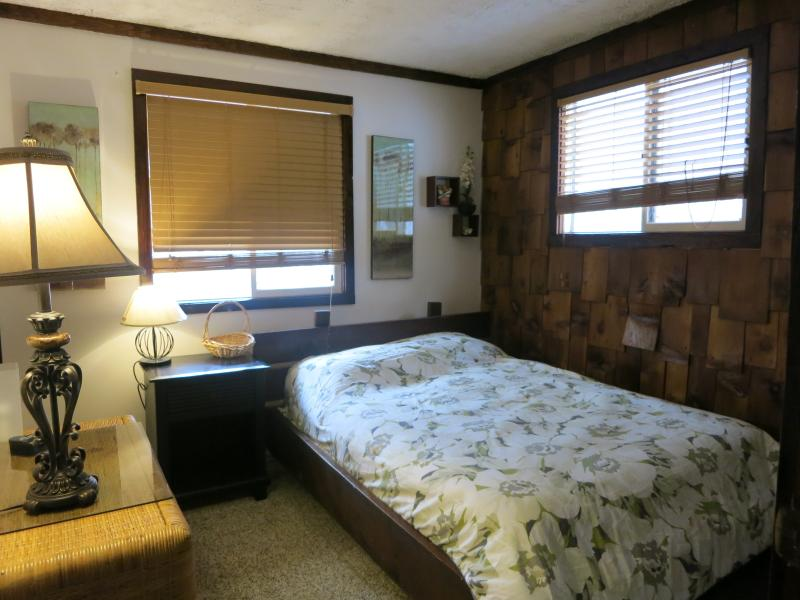 bedroom 3 - full size bed