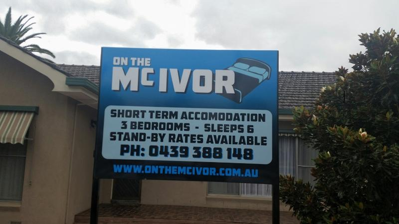Welcome to On The McIvor.  We look forward to meeting you.