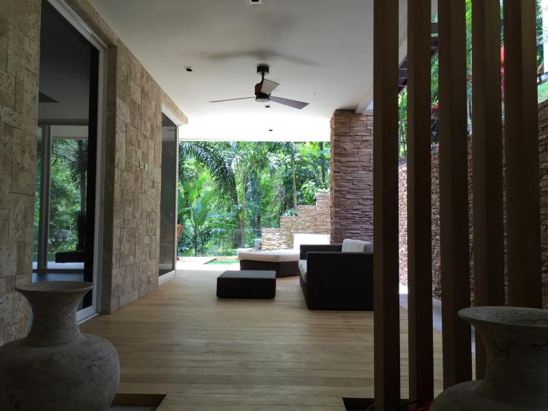 Sliding Mosquito Net  All Around, Luxory Furnitures from 'SKYLINE', Teakwood columns, , Ceiling Fans