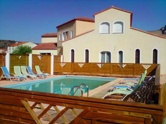 LOGEMENT VACANCE 66 DOMAINE VENTS DU SUD, holiday rental in Opoul-Perillos