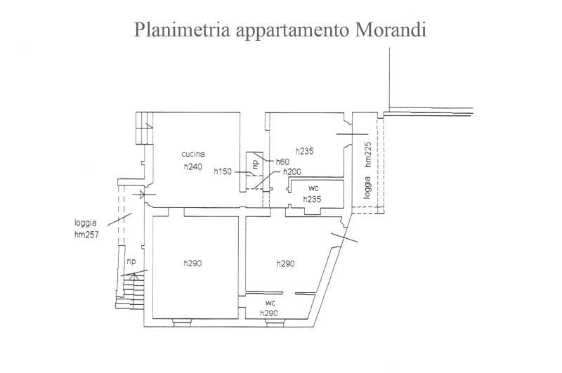 Plan (105 m 2 + terrace)