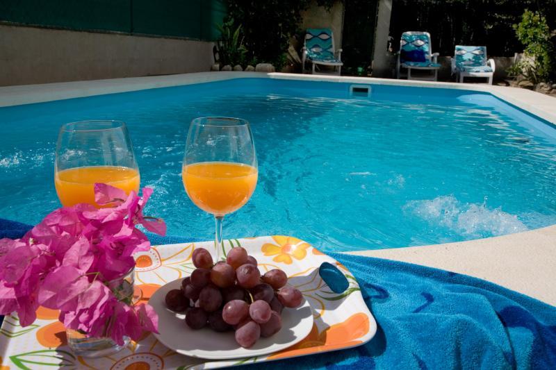 Preciosa Casa con Piscina en el centro de Soller, location de vacances à Majorque