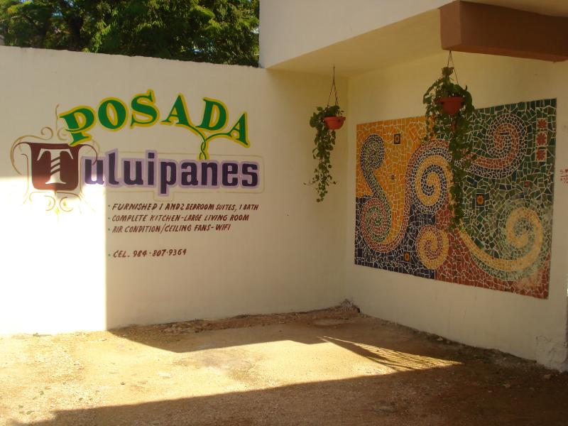 Welcome to Posada Tulipanes.  We are within walking distance of everything you need.