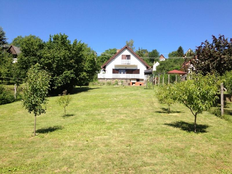 House (140m2, 2 Large Bedrooms Above), holiday rental in Kozarmisleny