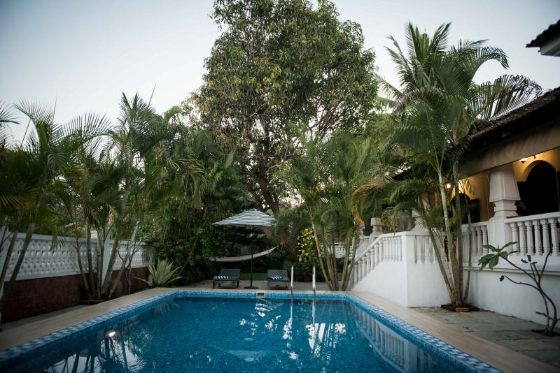 Goa  Hideaway, holiday rental in Parra