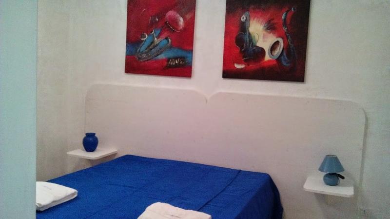 Casaulente Mare - Camera Azzurra, holiday rental in Alcamo