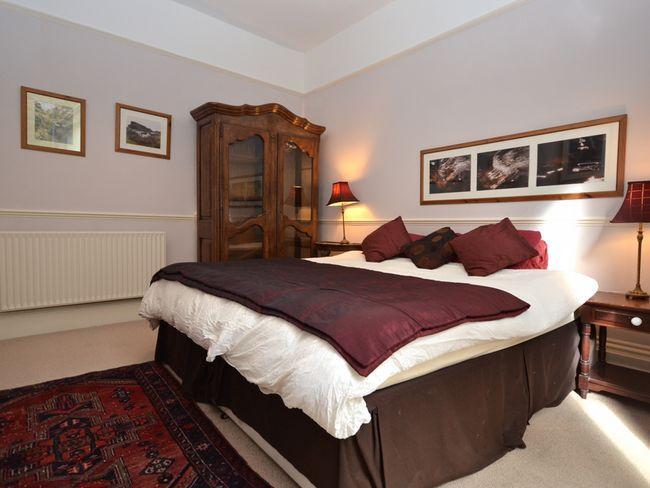 Super king-size bedroom