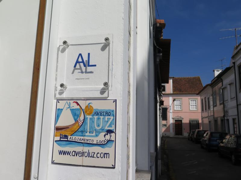 Aveiro Luz, holiday rental in Aveiro