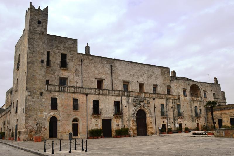 Castello Risolo Specchia, vacation rental in Taurisano