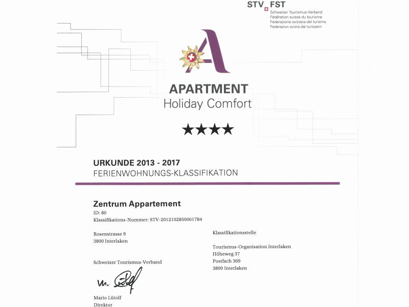 ****Classification Zentrum Apartment