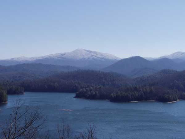 Lake Santeelah