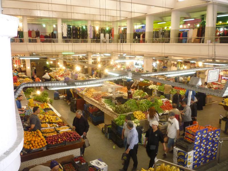 le marché couvert de messonier