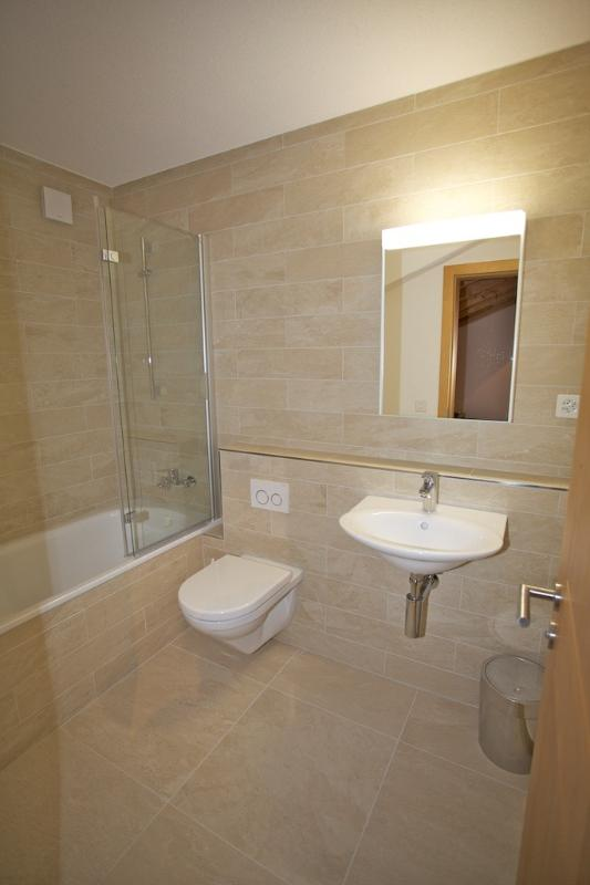The 2nd bathroom which is en suite to the master