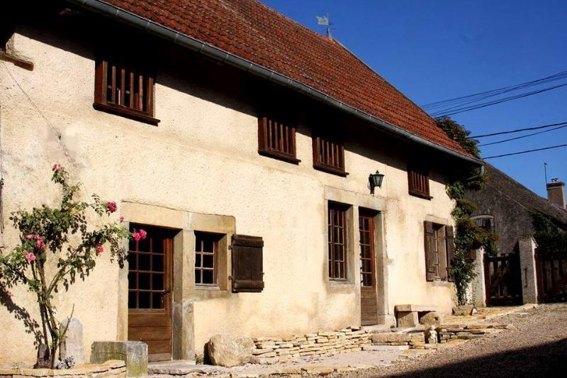 Le Moulin de la Navette, holiday rental in Meursanges