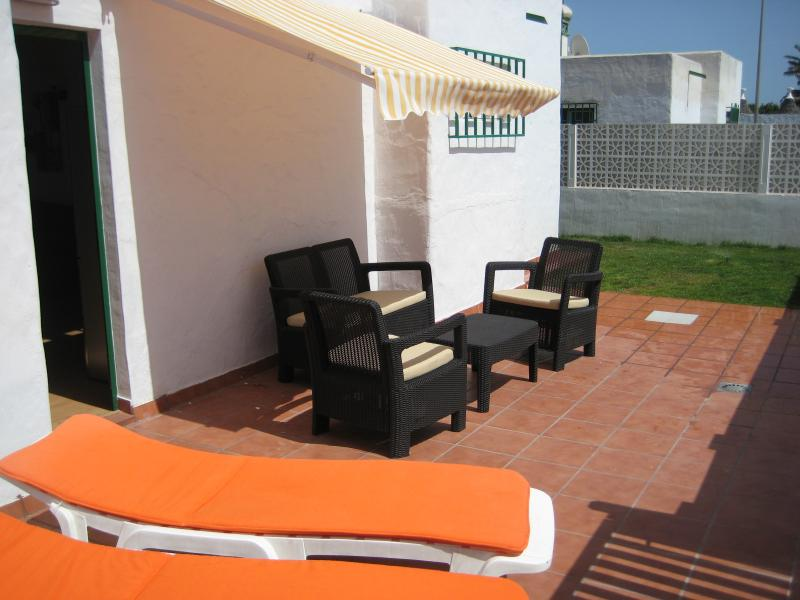 Bungalow para relajarse en Playa del Ingles – semesterbostad i Playa del Inglés