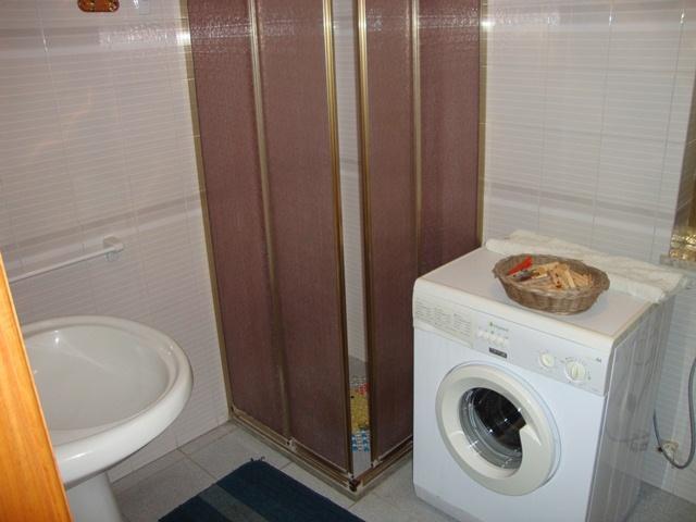 premier étage salle de bains