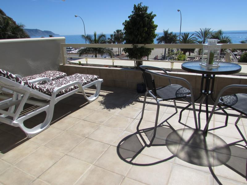 Terraze apartment with two bedrooms.