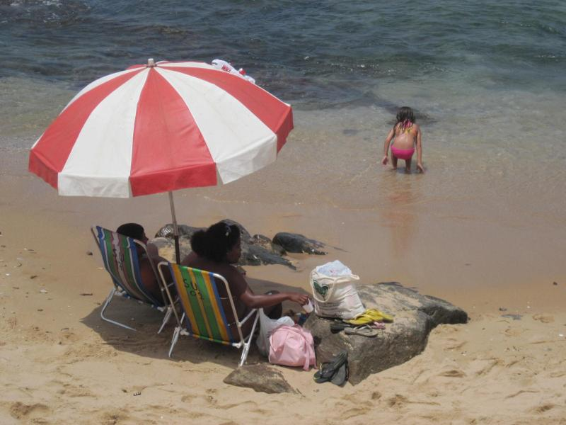 Beach Bathers