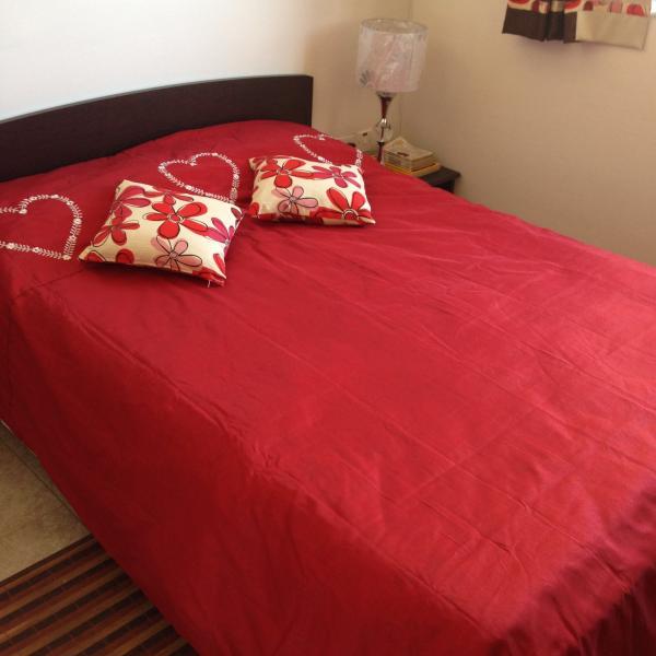Biancheria da letto Inverno. Trapunte e coperte incluse nel prezzo.