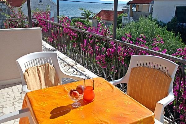 Apartments Mladen, Hvar, Sucuraj, aluguéis de temporada em Sucuraj