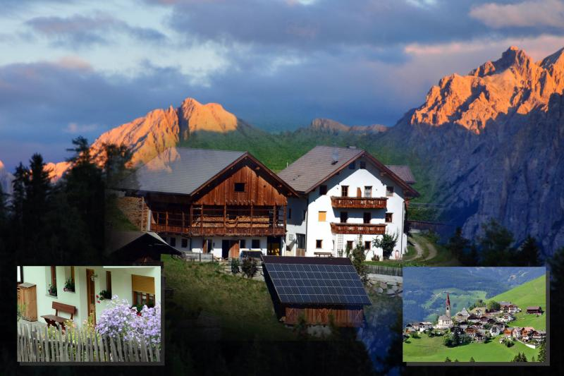Kramerhof - Curt, holiday rental in Province of South Tyrol