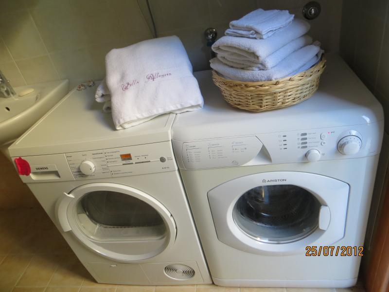 Waschmaschine/Trockner