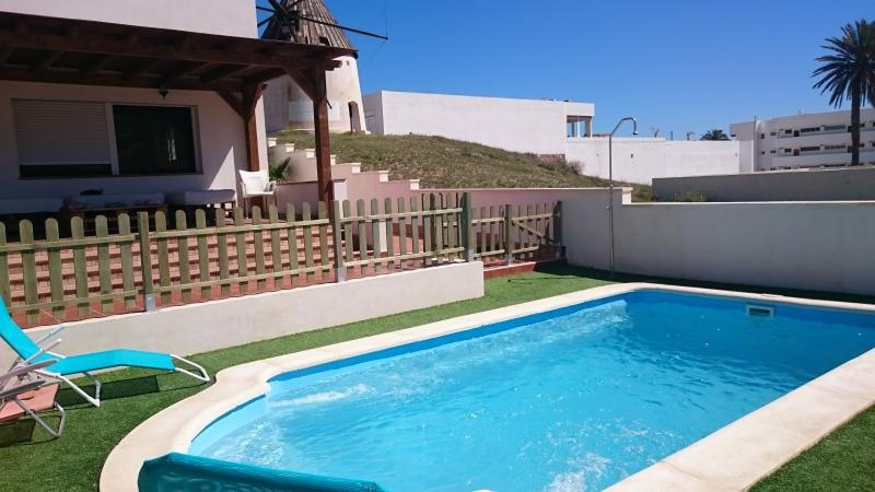 chale de lujo en las negras., holiday rental in Las Negras