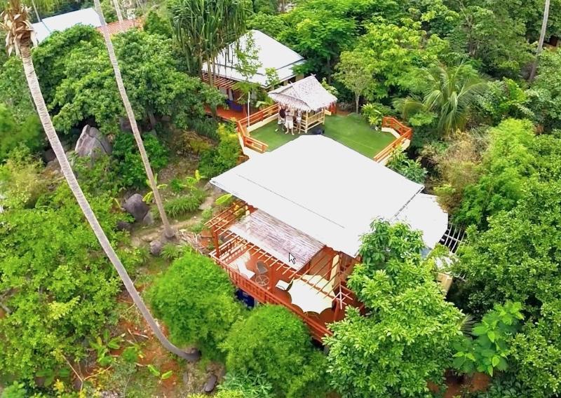 Villa - Baan Hin de la roca