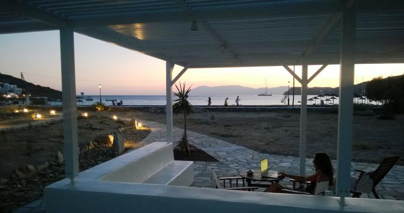 The Three Villas, holiday rental in Yialos