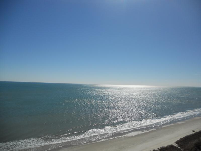 The Atlantic Ocean View from balcony