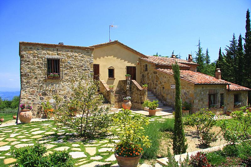 Camporsevoli Gite Sleeps 10 with Pool and Air Con - 5872722, holiday rental in Fighine