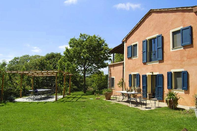 Stabilimento Termale Villa Sleeps 14 with Pool and Air Con - 5873654, vacation rental in Casciano