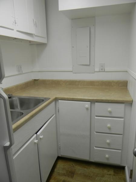 Ground Floor Bedroom with kitchenette