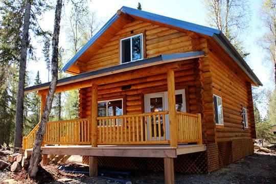 Alaska Kasilof River Cabins, vacation rental in Clam Gulch