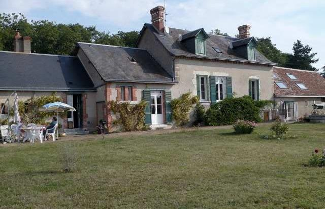 La Closerie de Chambon, holiday rental in Seillac