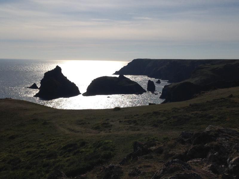Poldark Country - The nearby Lizard Peninsula
