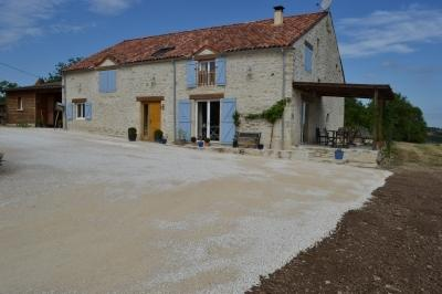 la Grange de Madeleine, holiday rental in Cahors