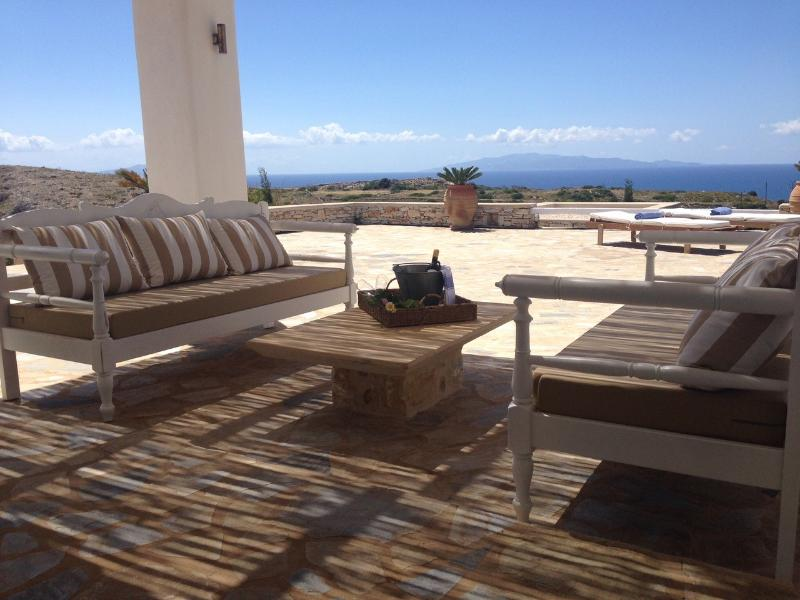 Villa Fiona - Luxury Properties in Paros, location de vacances à Drios