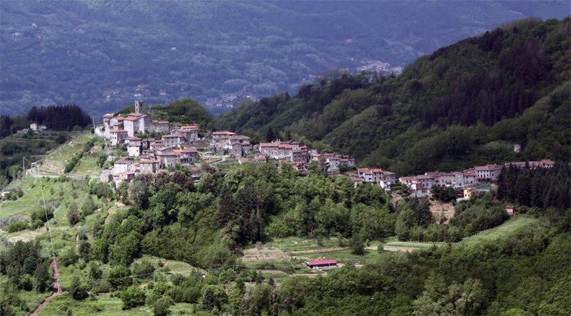 Vitiana Casa, location de vacances à Montefegatesi