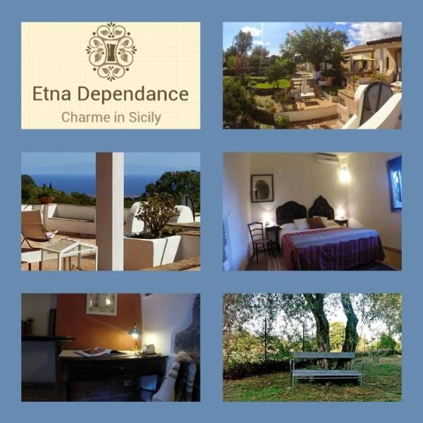 Etna Dependance - Charme in Sicily, vacation rental in San Leonardello