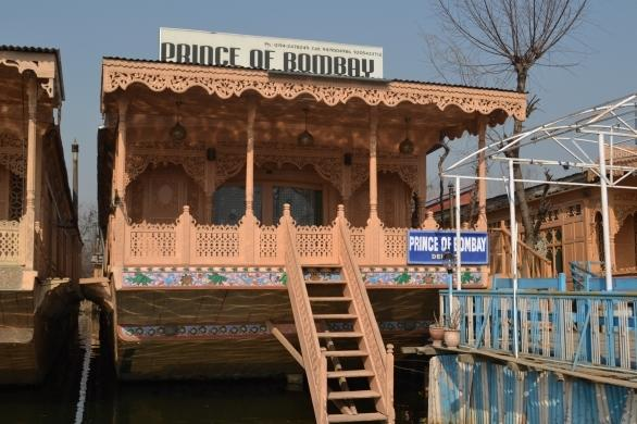Houseboat Prince of Bombay, holiday rental in Kashmir